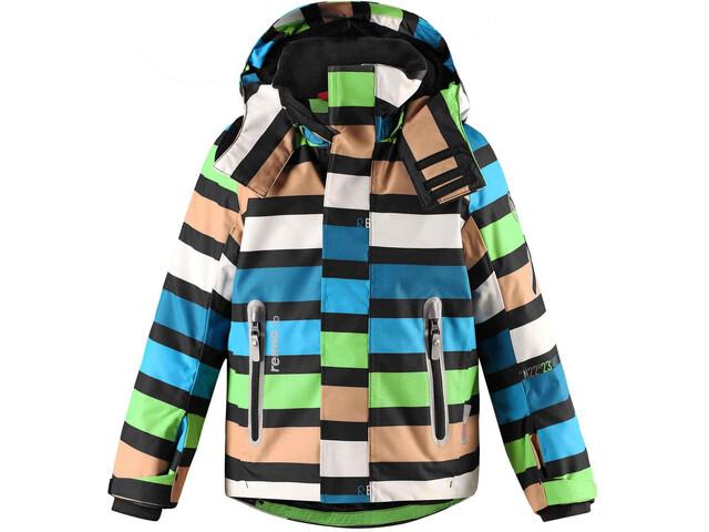 Reima Regor Winter Jacket Barn black
